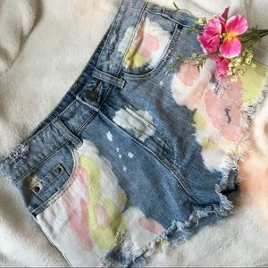 URban Outfitters BDG High Rise Cheeky Cutoffs